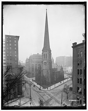 St. Paul's Cathedral (Buffalo, New York) - Image: St Pauls Cathedral Buffalo 1
