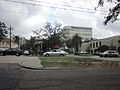 St Charles Ave Uptown NOLA Jan 2012 Delachaise Touro Medical Office Bldg.JPG
