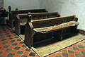 St James, Cooling, Kent - Pews - geograph.org.uk - 328391.jpg