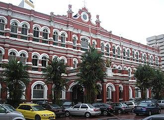 St. John's Institution - St John's Institution