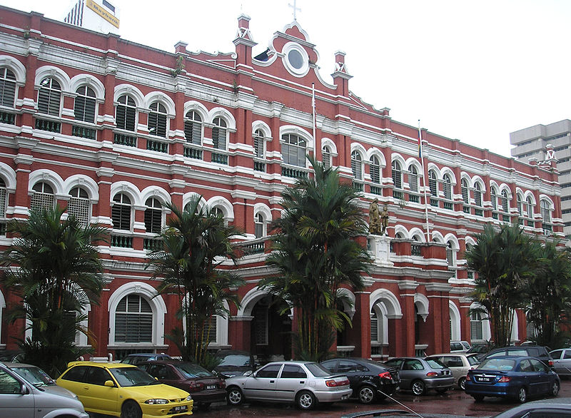 File:St John's Institution (Secondary Boy's), Golden Triangle, Kuala Lumpur.jpg