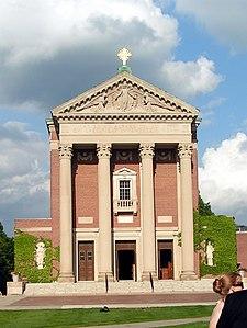 View of St. Joseph's Chapel