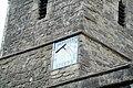 St Mary's Church, Long Wittenham, Oxfordshire - tower sundial 01.jpg