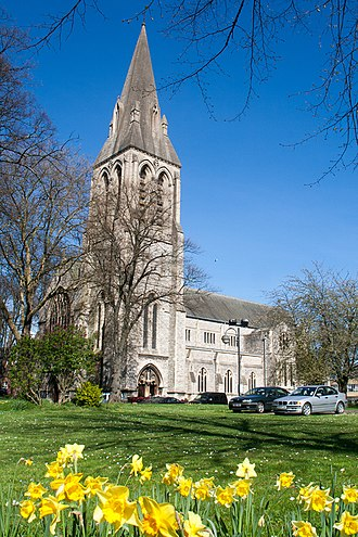 St. Mary's Church, Southampton - St Mary's Church, Southampton