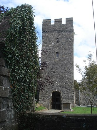 Cilycwm - St Michael's church
