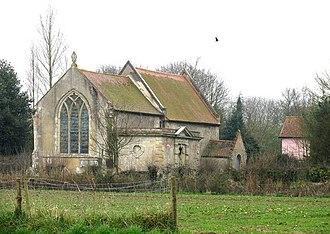 Bracon Ash - Image: St Nicholas, Bracon Ash, Norfolk geograph.org.uk 314703