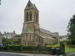 St Pauls Church, Scotforth Church in Lancashire, England
