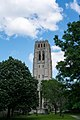 St Paul Episcopal Church tower - Euclid Golf Allotment - Cleveland Heights Ohio.jpg