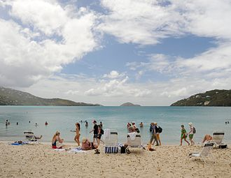 Charlotte Amalie, U.S. Virgin Islands - Since the end of the Second World War, tourism has by far been the most important industry in Charlotte Amalie.