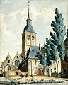 St johann baptist dombaumeister weyer kolorierter stich.jpg