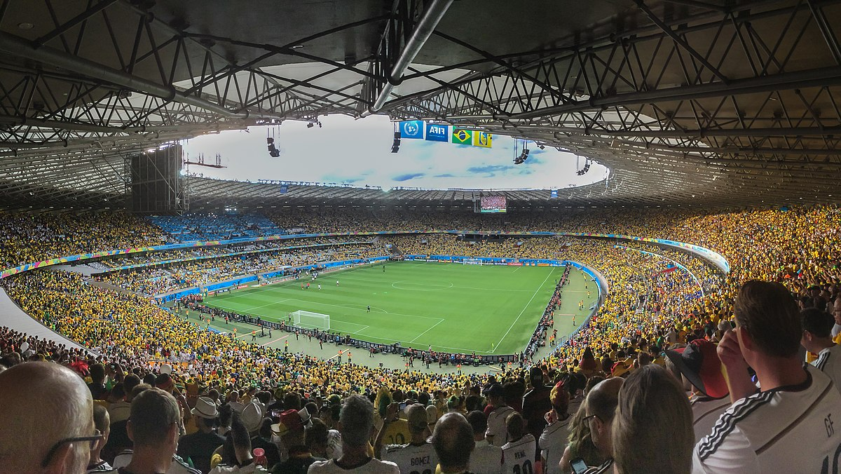 brazil v germany 2014 fifa world cup wikipedia. Black Bedroom Furniture Sets. Home Design Ideas