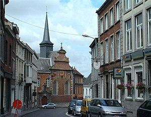 Enghien - Image: Stadsbeeld Edingen