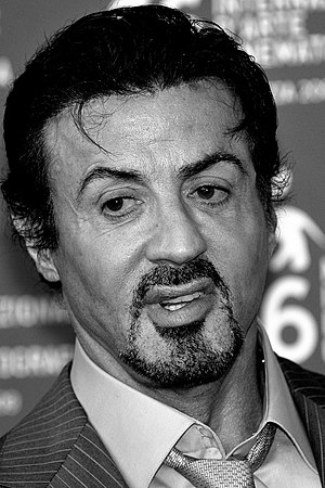 English: Actor Sylvester Stallone - 66th Venic...