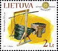 Stamps of Lithuania, 2011-21.jpg