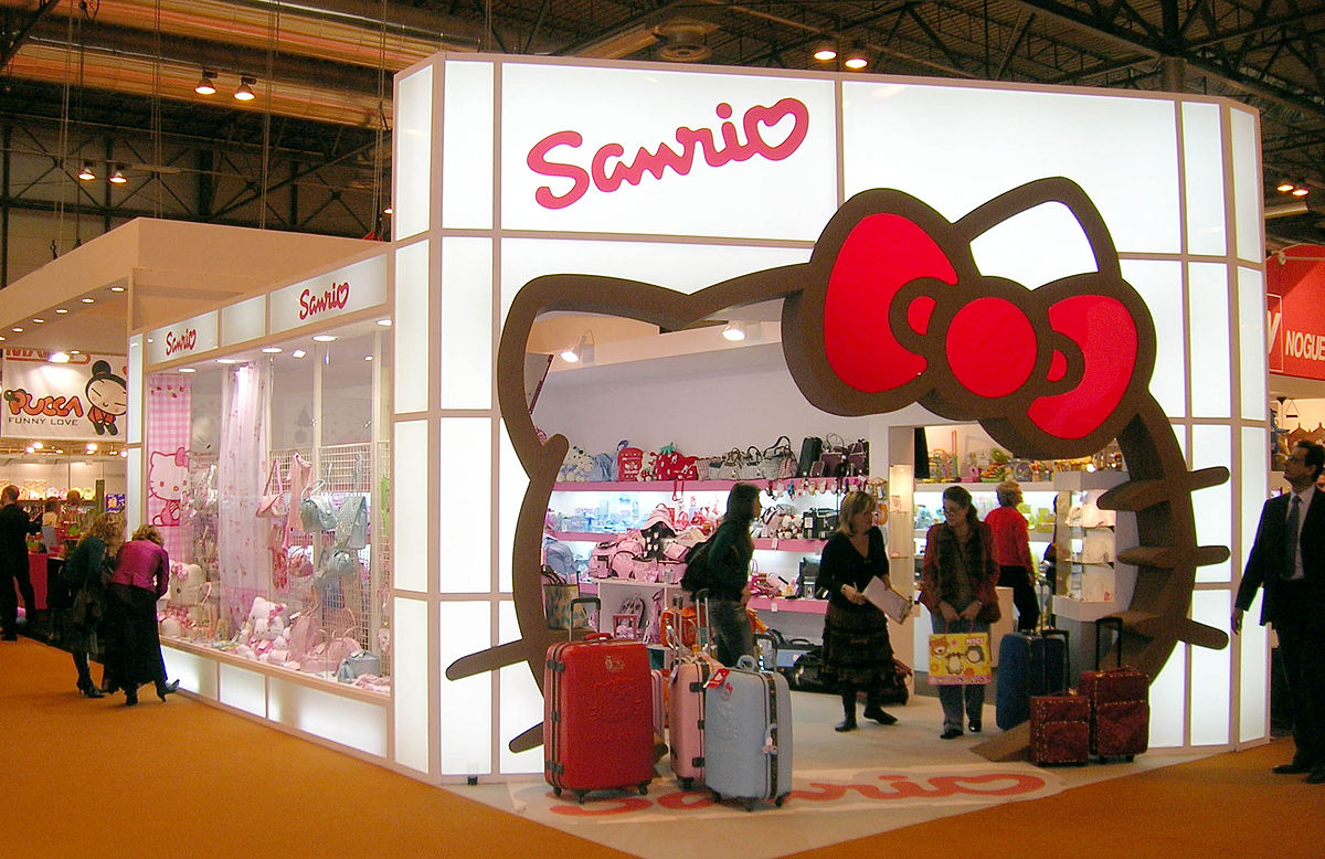 Exhibition Stand Wiki : Hello kitty simple english wikipedia the free encyclopedia