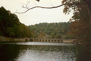 Standing Stone State Park - Image: Standing stone lake