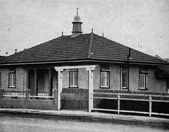 Warwick, Queensland - Warwick Baby Clinic, 1932