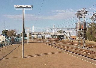 Christiana, North West Place in North West, South Africa