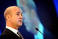 Statsminister Fredrik Reinfeldt oppnar Baltic Development Forums mote i Stockholm 2009-10-05.jpg