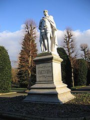 Statue of Richard Grosvenor, Second Marquess of Westminster