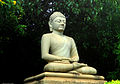 Statue of Buddha at Thotlakonda Park.JPG