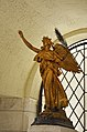 Statue of Peace behind altar in chapel - Memorial Amphitheater - Arlington National Cemetery - 2013-03-15.jpg