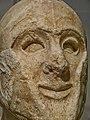 Statue of a hoplite known as Leonidas 480-470 BCE Sparta Acropolis Sanctuary of Athena Chalkioikos 02.jpg