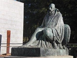 Statue of Miguel de Cervantes, Ciudad Real