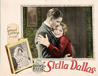 Stella Dallas (1925 film) - Lobby card.
