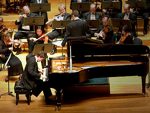 Steinway D-274 - Stephen Beus performs on a D-274 in the 2006 Gina Bachauer International Piano Competition