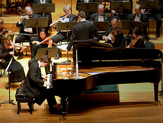 Gina Bachauer International Piano Competition - Stephen Beus performs in the 2006 Gina Bachauer International Piano Competition