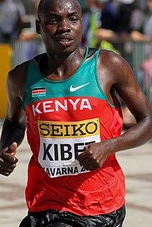 Stephen Kosgei Kibet
