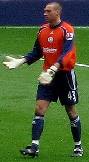 Stephen Bywater English footballer