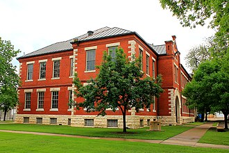 Stephen F. Austin Elementary School - Image: Steveaustinschool 1