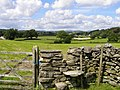 Stile on footpath to Tullythwaite House - geograph.org.uk - 511578.jpg