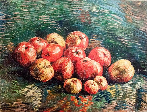 Still Life with Apples - My Dream