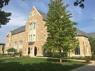 Notre Dame College of Engineering - Image: Stinson Remick hall