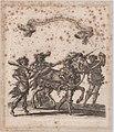 Stipatores, Equus Ductitius, Agasones, Americani, from 'Courses de Testes et de Bagues Faittes par Roy et par les Princes et Signeurs de sa Cour, en l'annee 1662' (Grand Carrousel) MET DP874864.jpg