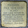 Stolperstein.Wittenau.Eichborndamm 238.Paul Höhlmann.7492.jpg
