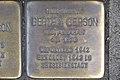 Stolperstein Duisburg 500 Altstadt Kardinal-Galen-Straße 33 Bertha Gerson.jpg