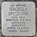 Stolperstein für Graziella Spizzichino (Rom).jpg