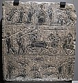 Stone bas-relief, Eastern Han dynasty, 1st-2nd century, Tokyo National Museum.JPG