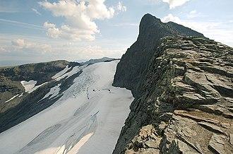 Sylan - Image: Storsylen Northern Ridge