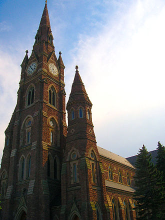 Roman Catholic Diocese of Erie - St. Peter Cathedral