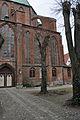 Stralsund, Auf dem Sankt Nikolaikirchhof, Blick auf St. Nikolai (2012-03-18) 1, by Klugschnacker in Wikipedia.jpg