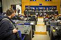 Strasbourg Parlement européen liberté journalistes otages en Syrie 5 février 2014 06.jpg