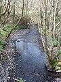 Stream near Woodford - geograph.org.uk - 411987.jpg