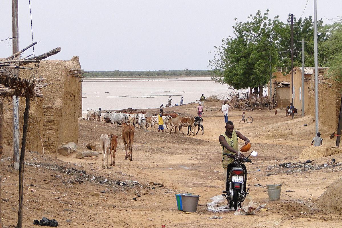 Sahel Map