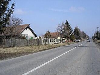 Mala Bosna - Street detail in Mala Bosna