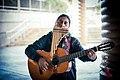 Street musician pan flutist Castro Valley CA September 2012.jpg